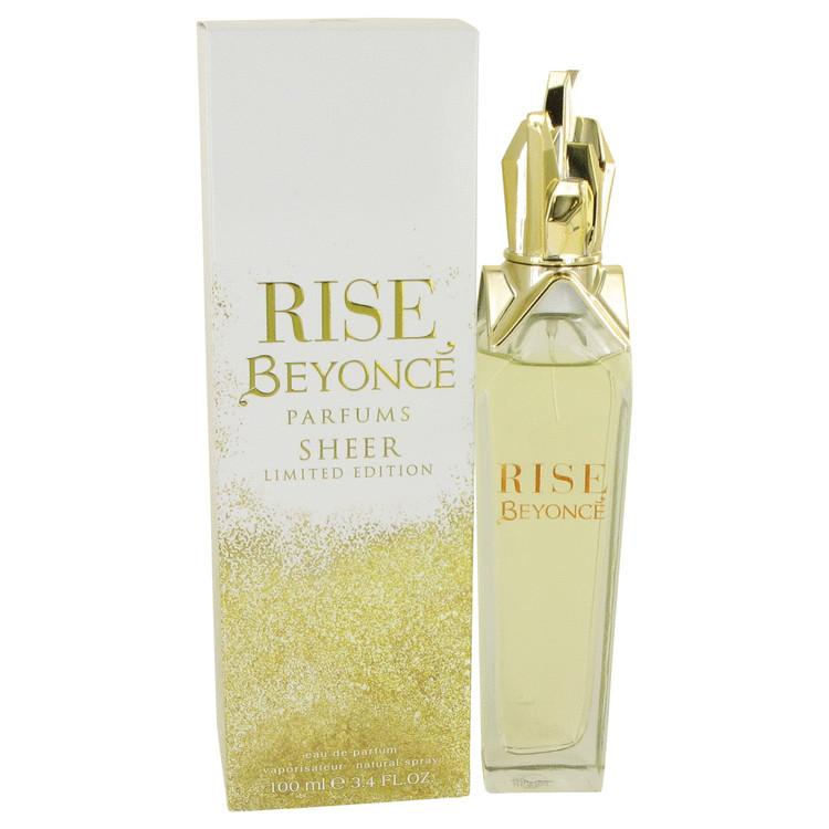 Beyonce Rise Sheer Eau De Parfum Spray By Beyonce Emart Ja