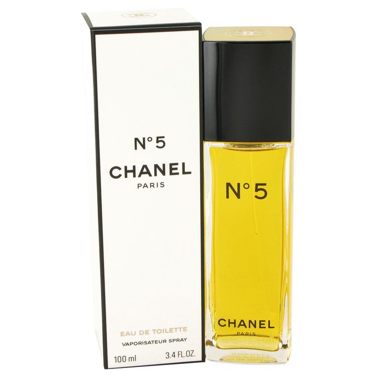 1617edc3b0 Chanel No. 5 Eau De Toilette Spray By Chanel